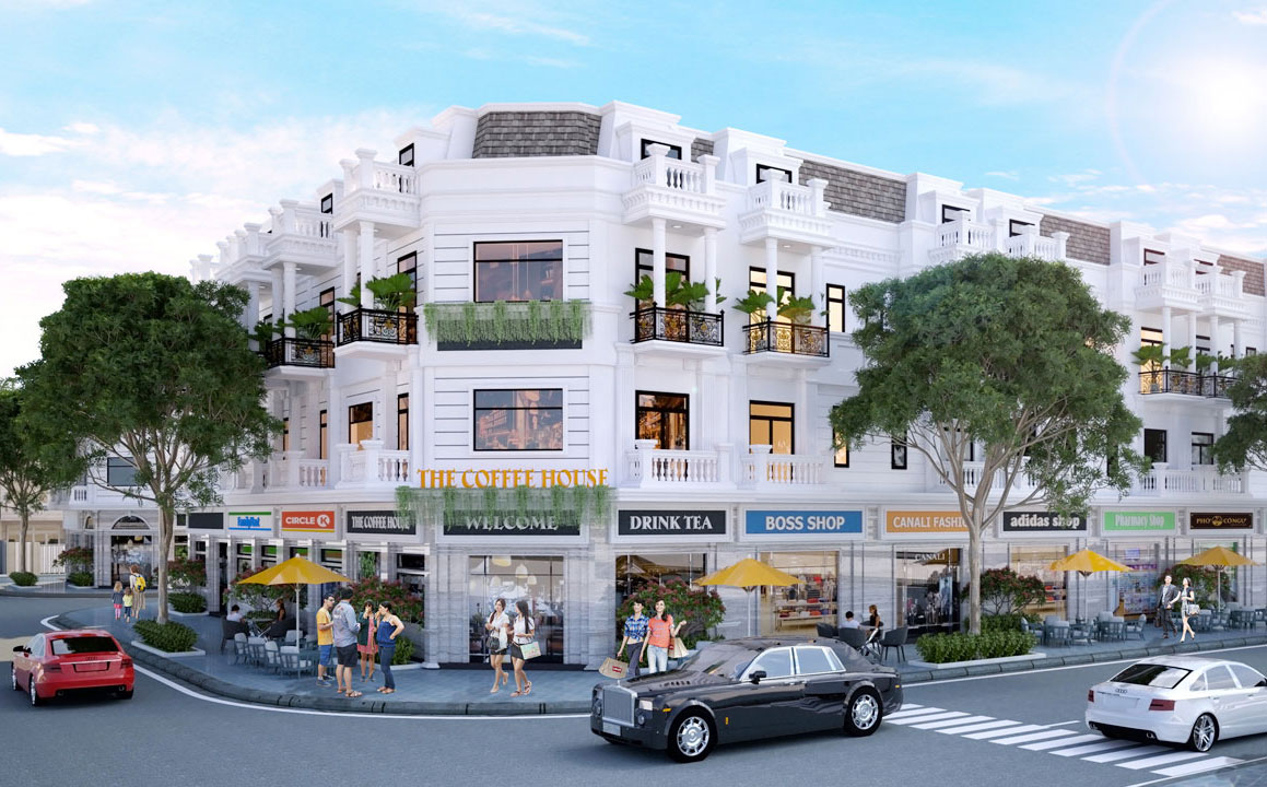 Lộc Phát Residence