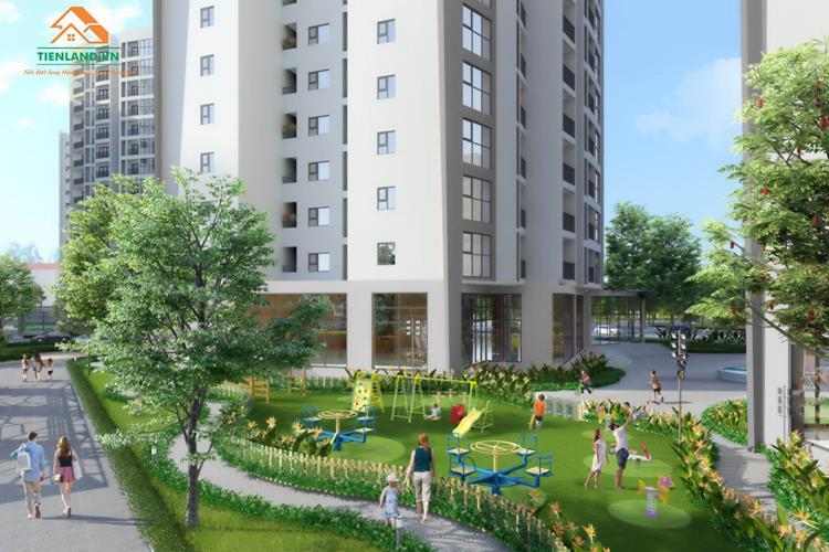 Tiện ích dự án Berriver Jardin Long Biên