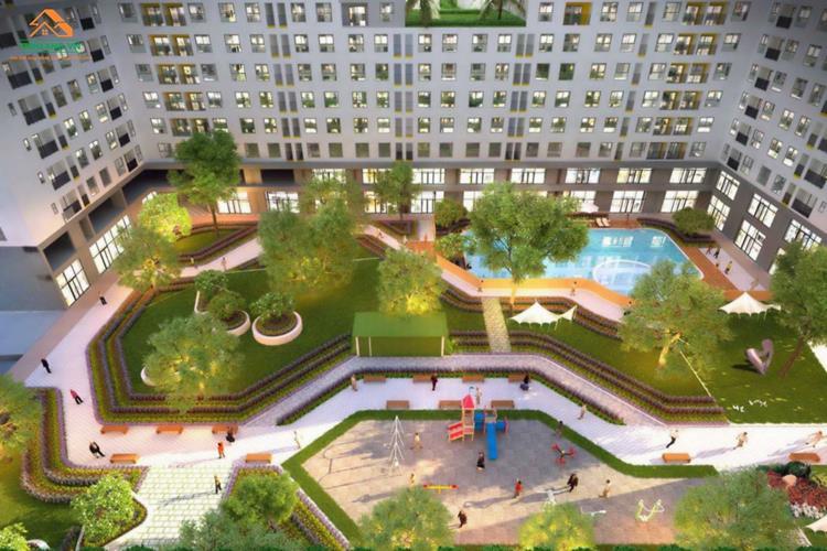 Tiện ích nội khu dự án Bcons Plaza Bình Dương