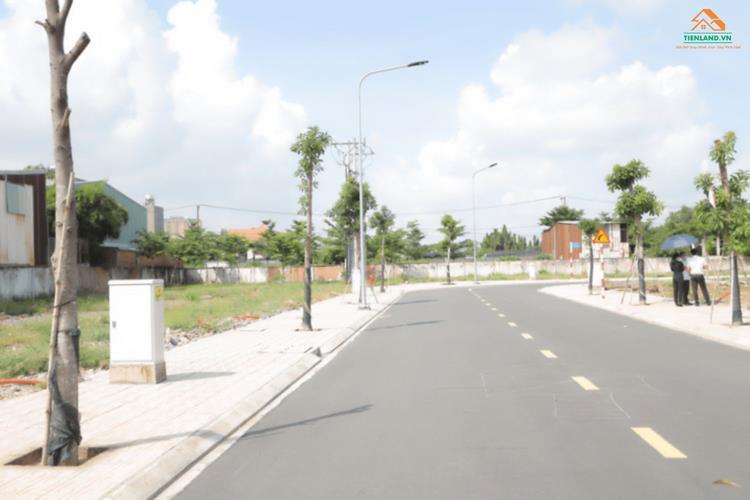 Một số hình ảnh thực thế tại dự án Thuận An Garden Home