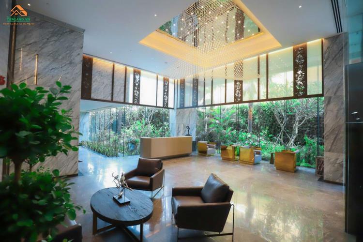 Những căn hộ tại dự án Veneta Villa hướng về bán đảo Thủ Thiêm