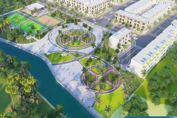 Tiện ích dự án Vita Riverside Bình Dương