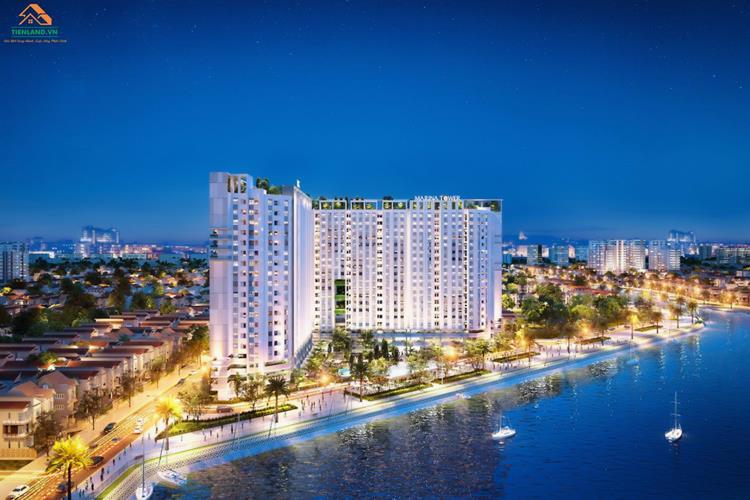 Phối cảnh dự án Marina Riverside Bình Dương