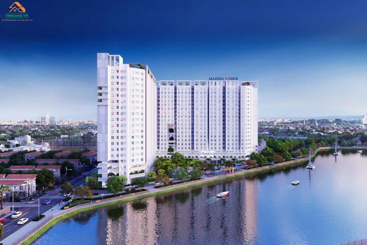 Tổng thể dự án căn hộ Marina Riverside