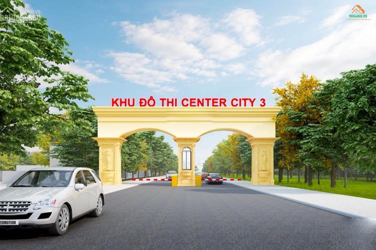 Cổng chào dự án Center City 3