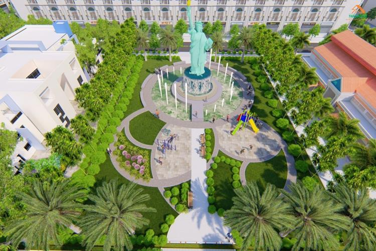 Tiện ích dự án Center City 3 Bàu Bàng