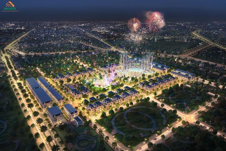 Phối cảnh dự ándự ánMidori Park The Glory