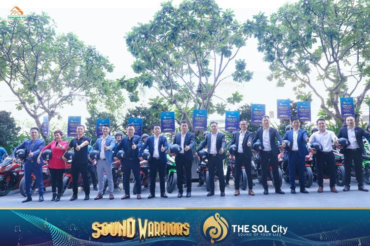 Hình ảnh buổi KICK- OFF hoành tráng của The Sol City