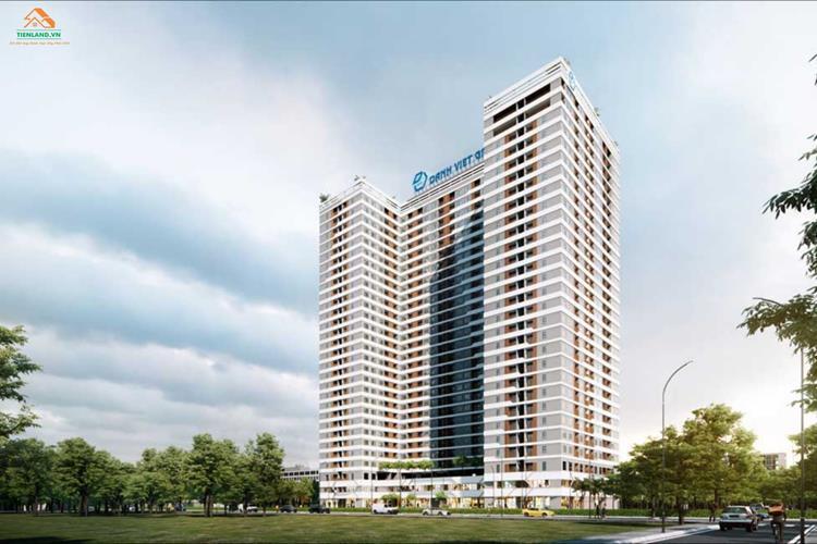 Phối cảnh dự án Icon Plaza Apartment Bình Dương