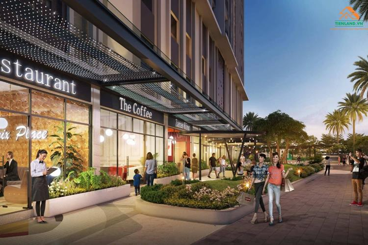 Tiện ích dự án căn hộ Opal Skyline Bình Dương