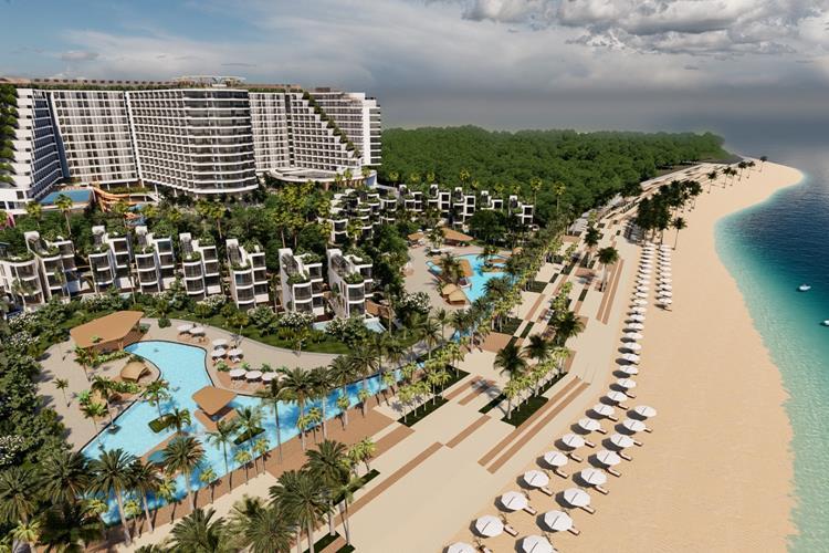 Charm Resort Long Hảithừa hưởng bãi biển tự nhiên đẹp nhất Long Hải
