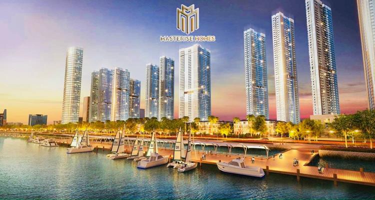Mặt bằng khu căn hộ Grand Marina Saigon