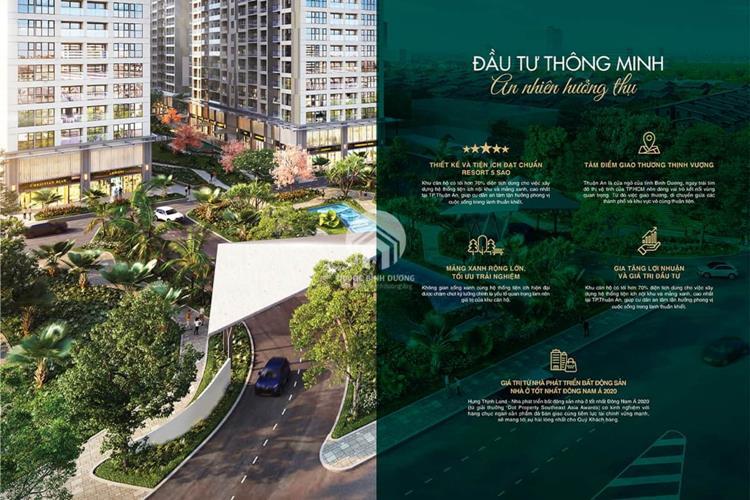 Tiềm năng từ khu căn hộ Lavita Thuận An