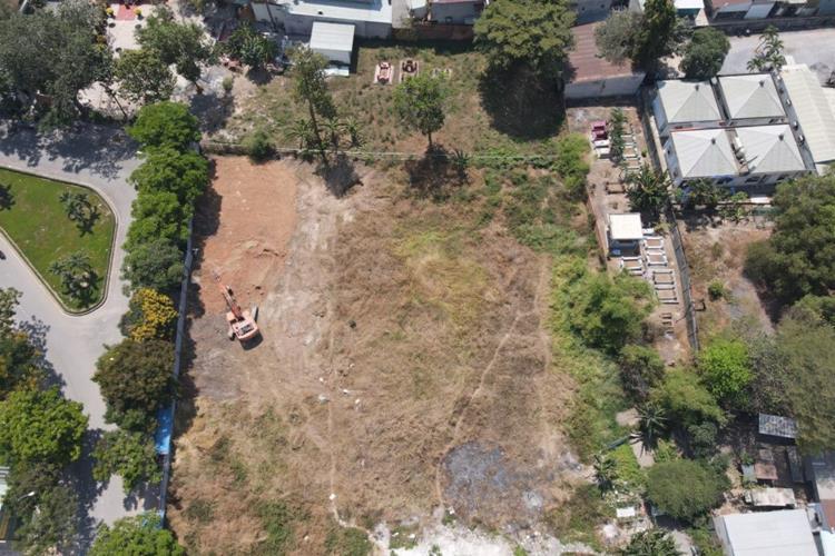 Quỹ đất thực tế khu căn hộ Bcons Sala