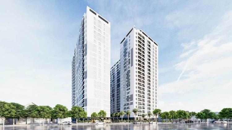 Khu căn hộOpal ParkView với diện tích quy hoạch 24.000 m2