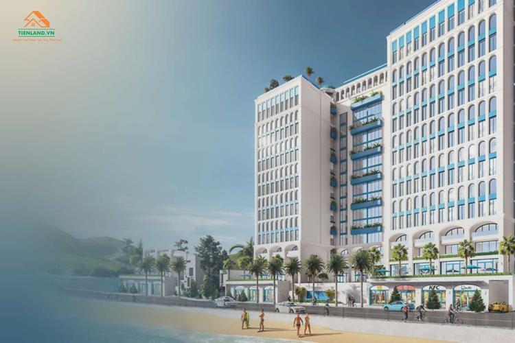Vị trí của dự án Léman Cap Residence