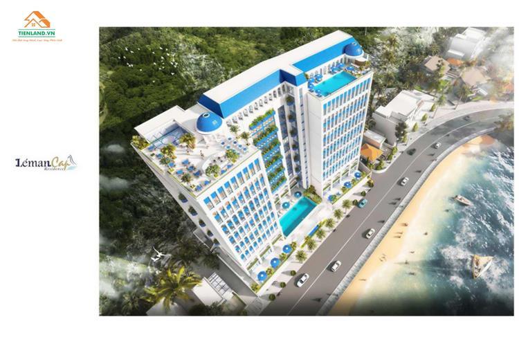 Tiện ích của dự án Léman Cap Residence