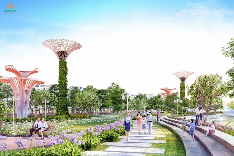 Công viên nội khu trung tâm dự án