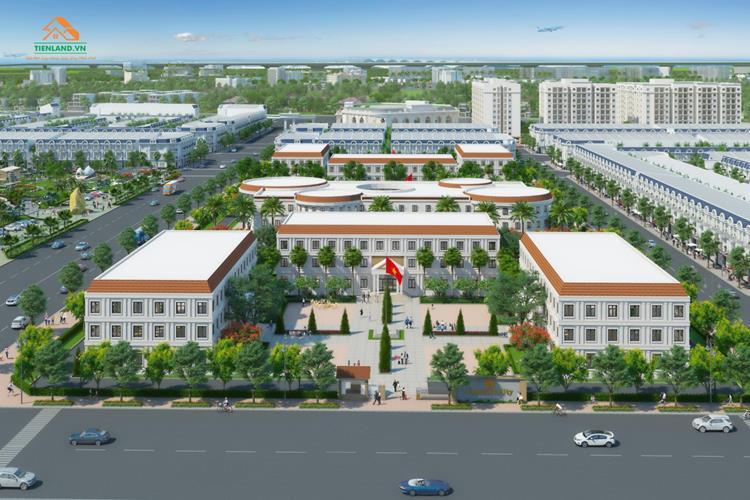 Vị trí vàng dự án căn hộ Century City Long Thành