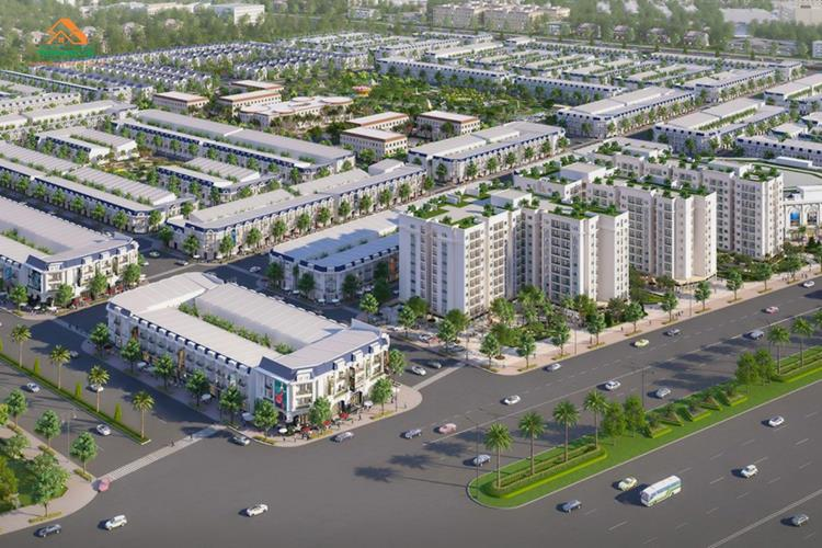 Nhiều tiện ích ngoại khu dự án Century City Long Thành