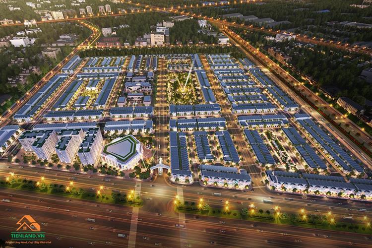 Dự án Complex City là điểm sáng của thị trường bất động sản Đồng Nai