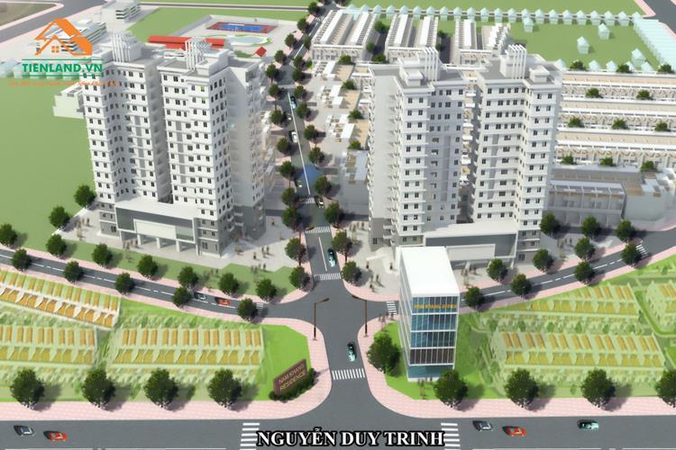 Tổng quạn dự án Nam Khang Residence