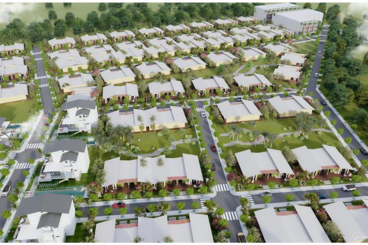 Mặt bằng dự án Bảo Lộc Park Hills