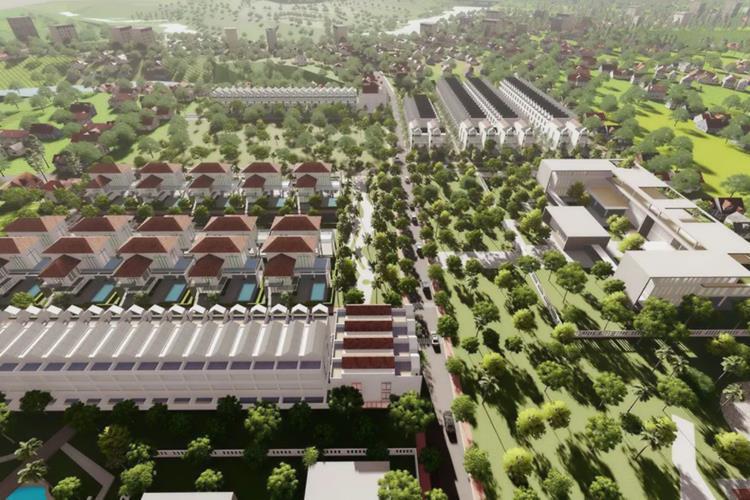 Tổng quan dự án Bảo Lộc Park Hill Lâm Đồng