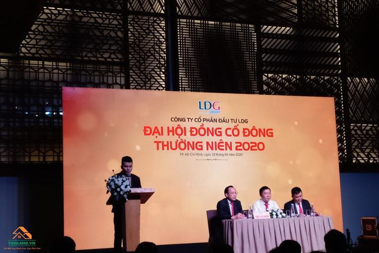 Chủ đầu tư LDG Group với công nghệ căn hộ thông minh 4.0