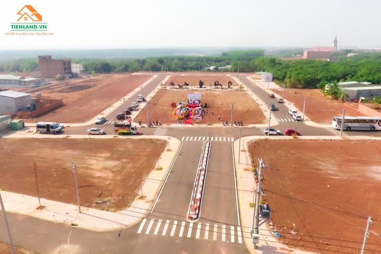 Mặt bằng phân lô dự án Thuận Hòa New City