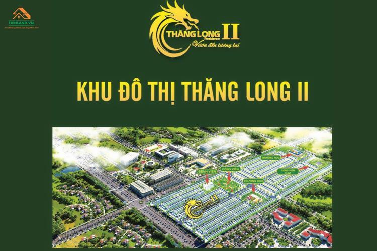 Dự án Thăng Long Residence II là nơi an cư lý tưởng