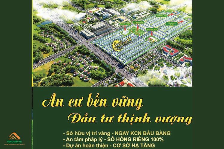 Phối cảnh dự án Thăng Long Residence II