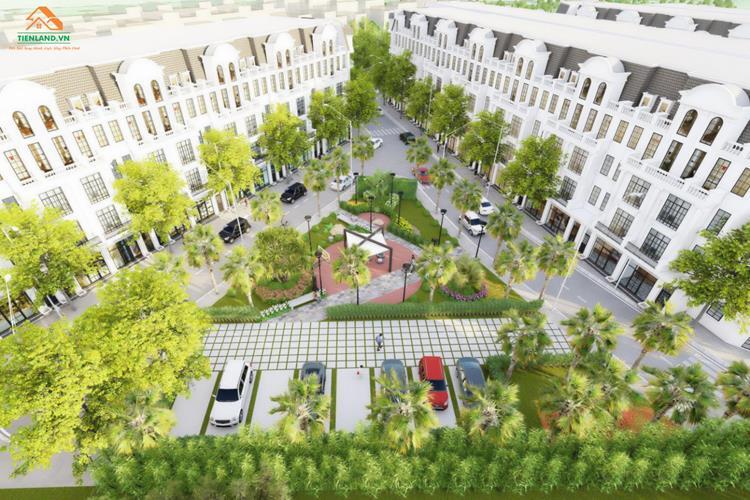 Phối cảnh dự án Yên Trung Residence