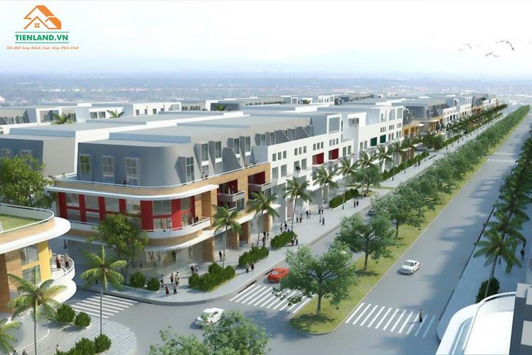 Tiện ích dự án Hoàng Cát Center Bàu Bàng
