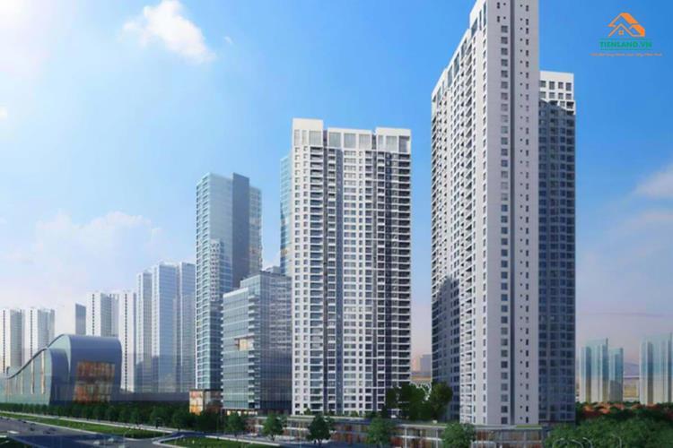 Tiện ích ngoại khu và nội khu hoàn thiện của dự án Masterise Lumiere Riverside