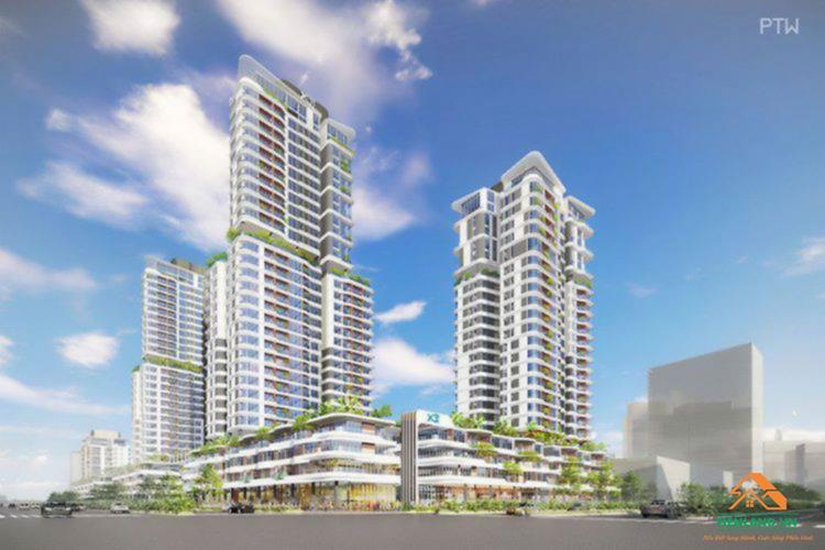 Tiện ích dự án Xi Thủ Thiêm Quận 2