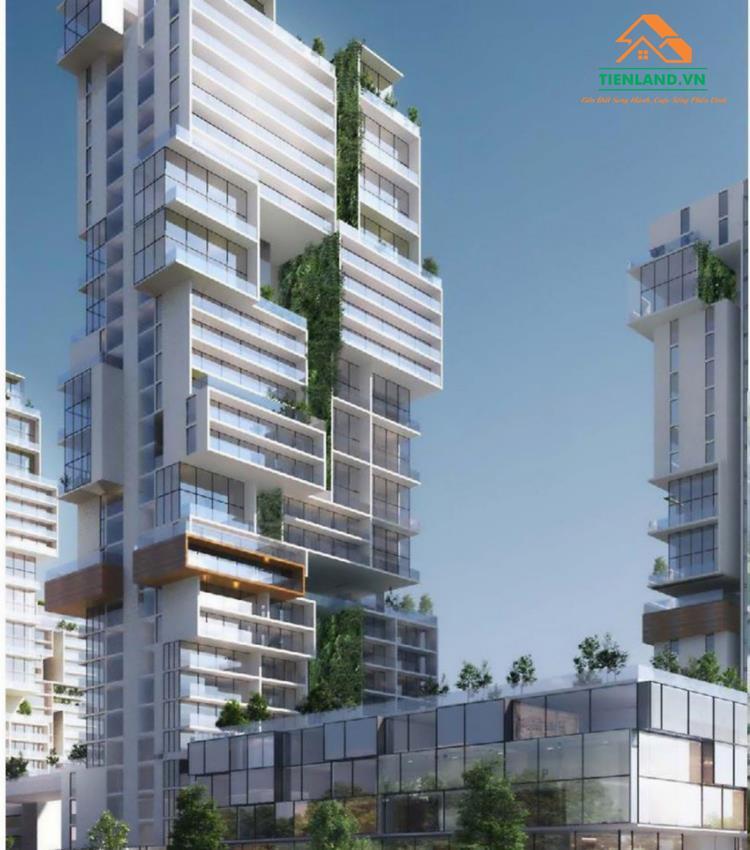Lối thiết kế độc đáo từ đơn vị thiết kế PTW Architects