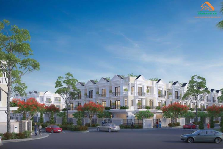 Tiện ích dự án The Centre House Nhơn Trạch