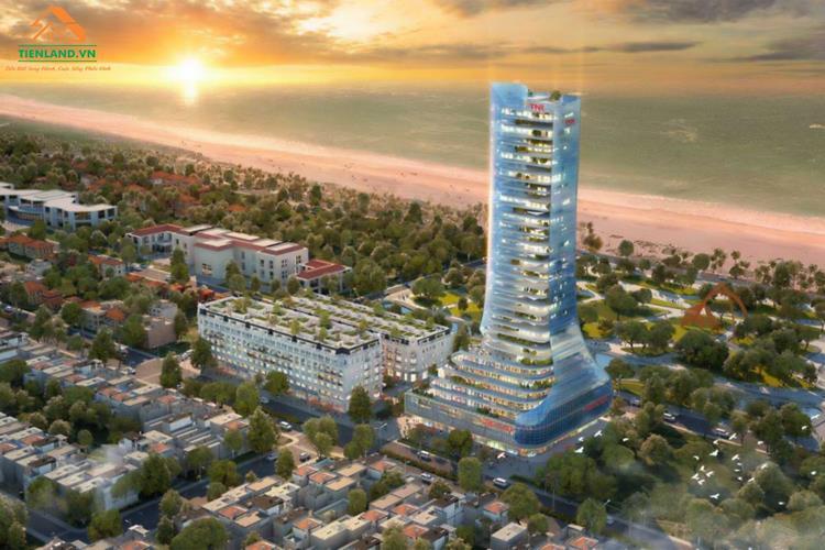 Phối cảnh dự án TNR Grand Palace Phú Yên