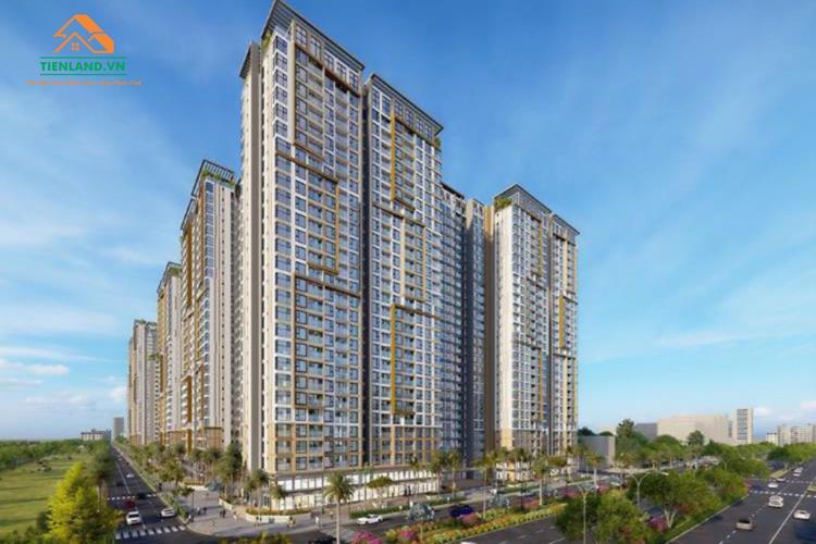 Tổng thể dự án căn hộ Masteri Centre Point