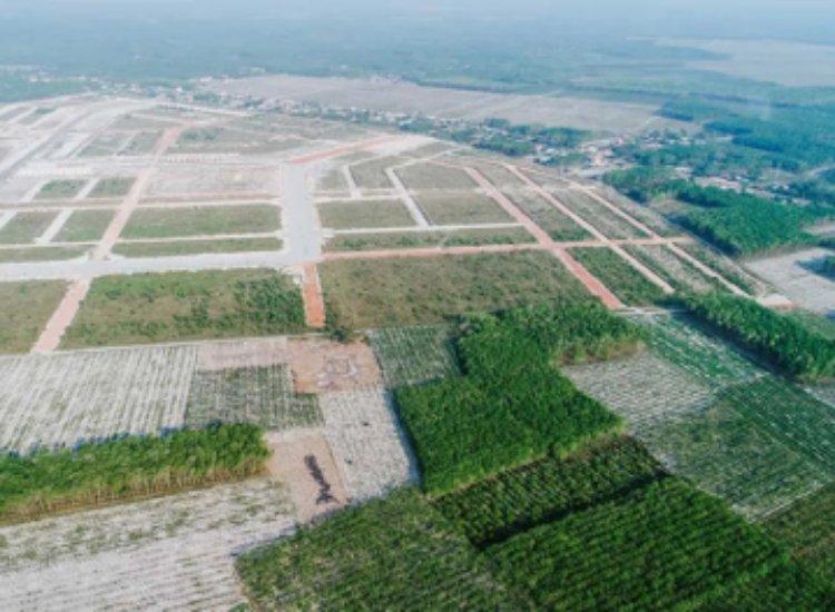 Hình ảnh thực tế dự ánBecamex Bình Phước